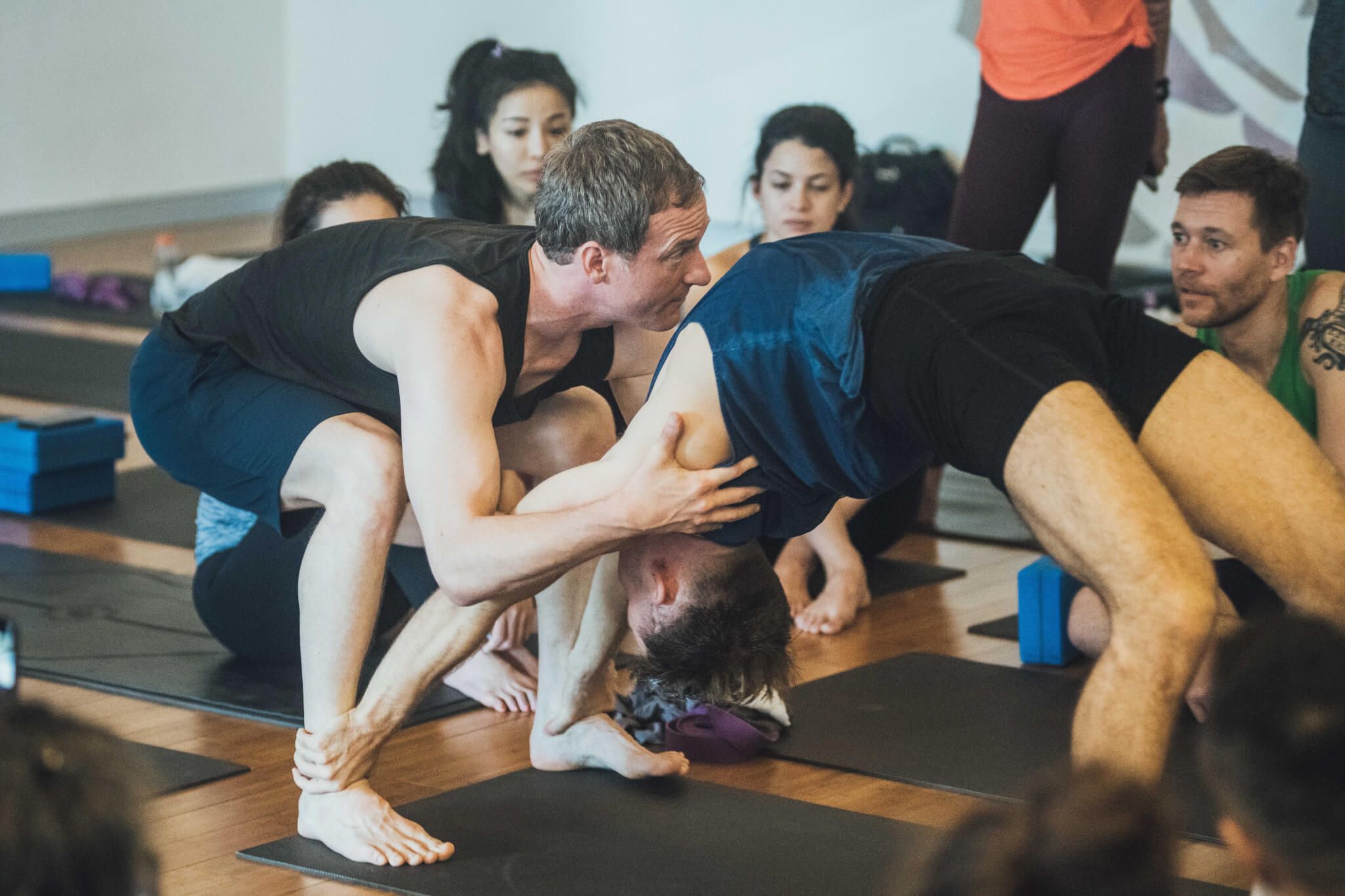 the role of a yoga teacher