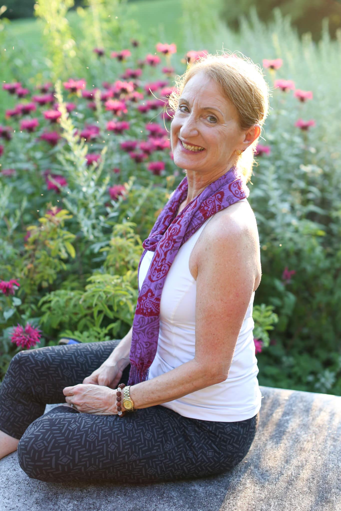 Carol Krucoff podcast | Yoga for Seniors