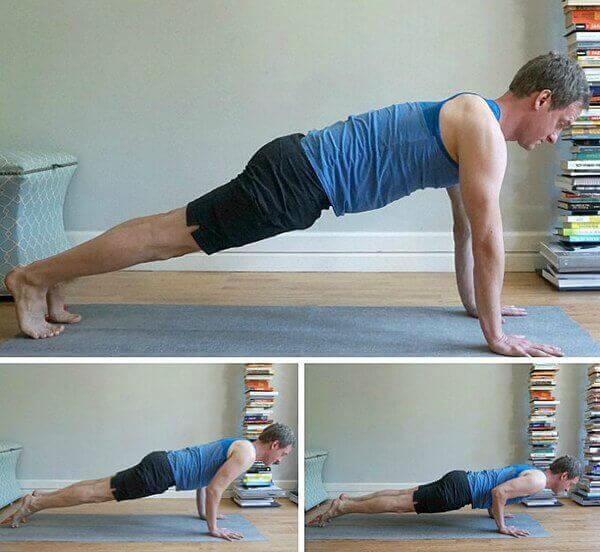 Chaturanga Dandasana Transition | How to Do Chaturanga Transitions Safely | Jason Crandell Yoga Method