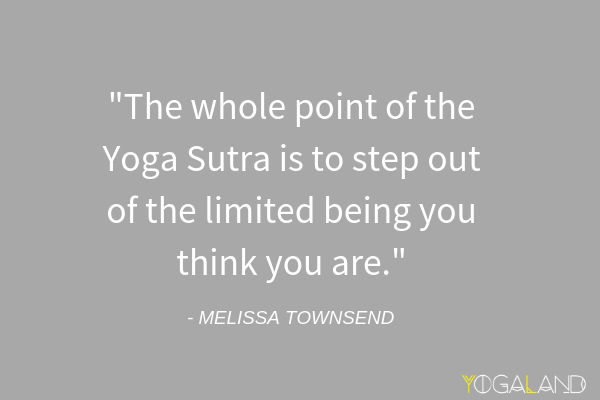 Melissa Townsend Yoga Podcast Art Of The Yoga Sutras