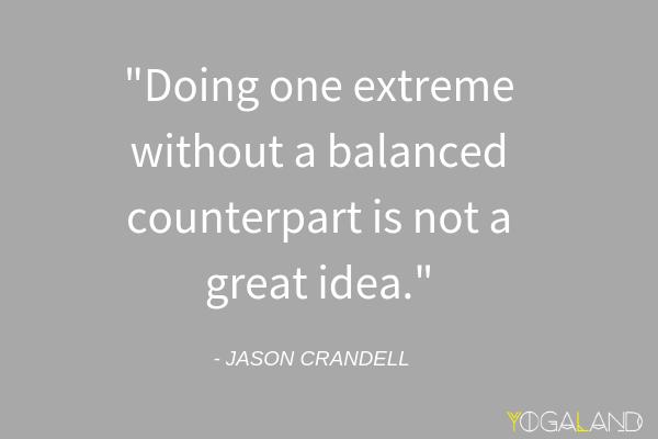 Jason Crandell quote