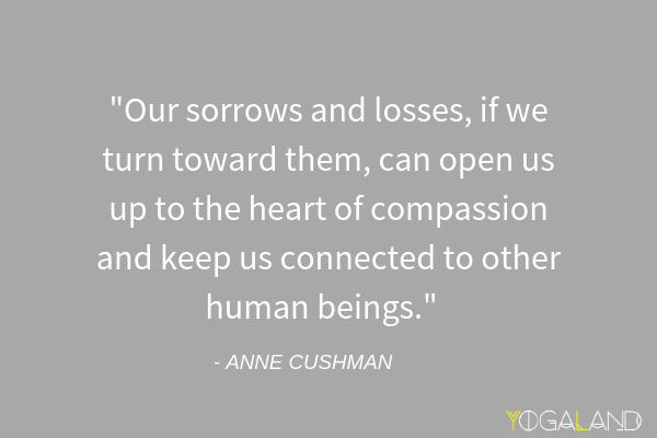 Anne Cushman quote - Mama Sutra