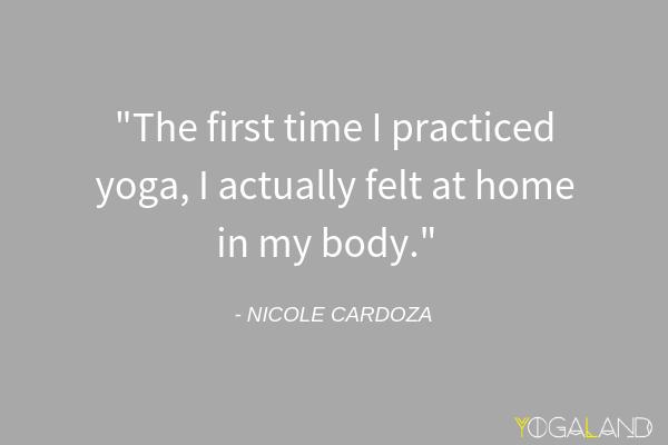Nicole Cardoza quote