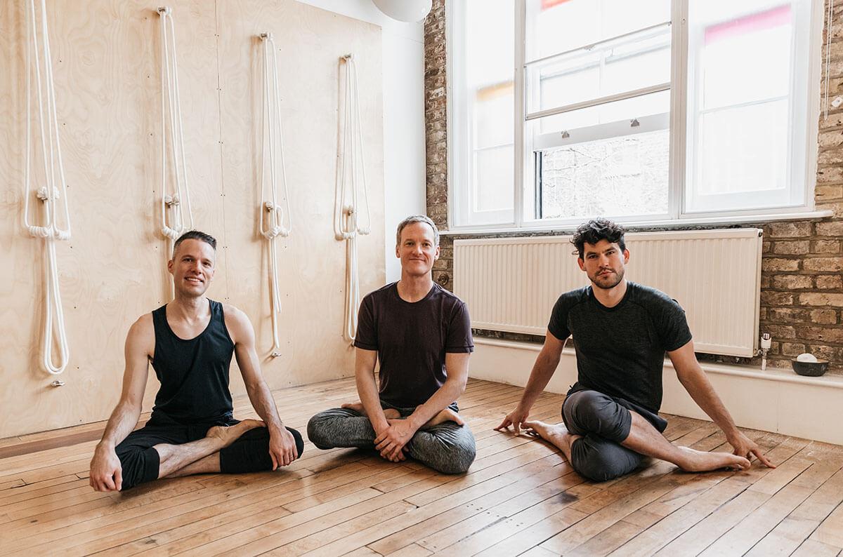 Jason Crandell Adam Hocke Adam Husler Yoga Teacher Training triyoga