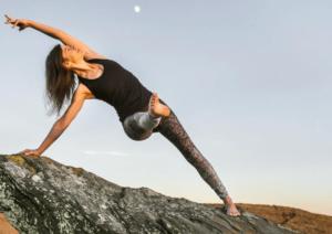 Laura Burkhart yoga podcast | Yogaland Podcast