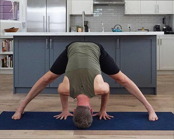 Prasarita Padottanasana - Padmasana Yoga Pose Sequence