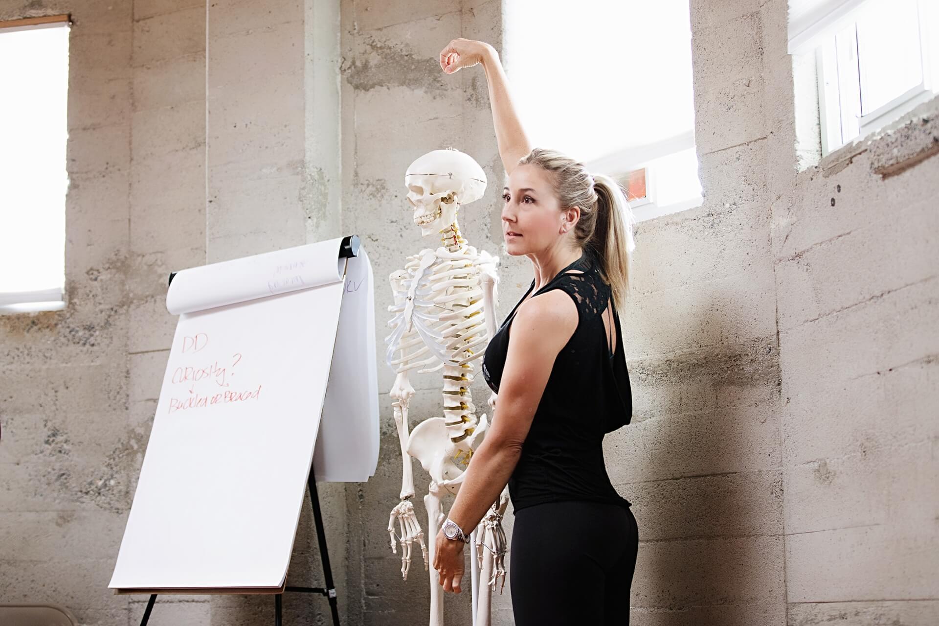 Jules Mitchell flexibility vs. hypermobility