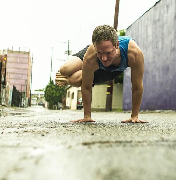 Inspiration for Yoga Teachers | Parsva Bakasana | Jason Crandell Vinyasa Yoga Method